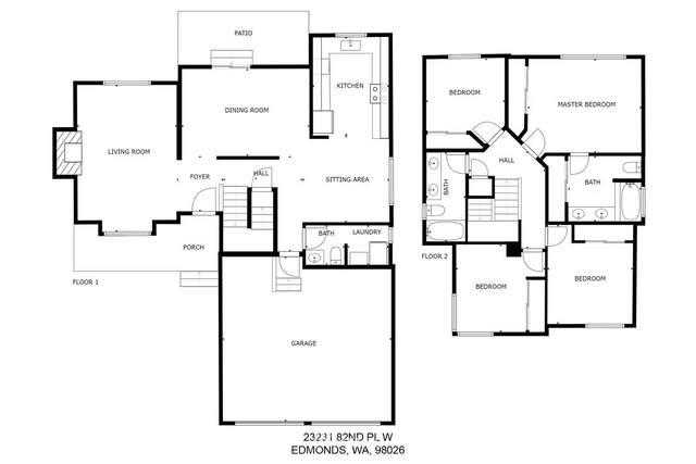 23231 82nd Place W, Edmonds, WA 98026 (#1653564) :: Better Properties Lacey