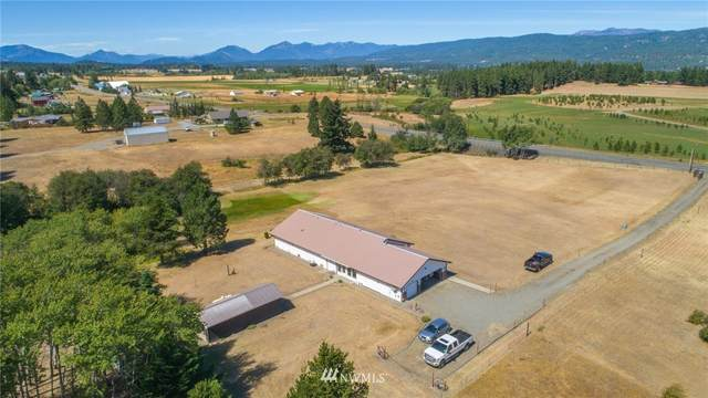 4590 Upper Peoh Point Road, Cle Elum, WA 98922 (MLS #1653579) :: Nick McLean Real Estate Group