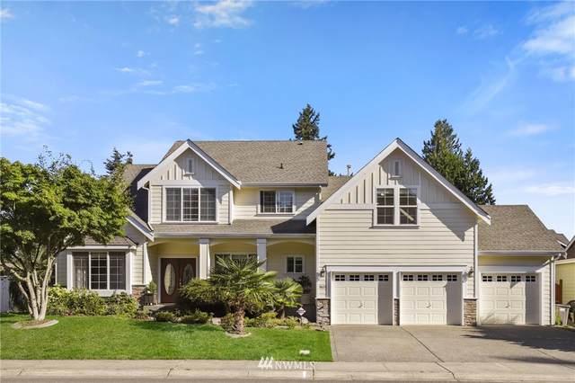 9608 232nd Street, Kent, WA 98031 (#1653619) :: Ben Kinney Real Estate Team