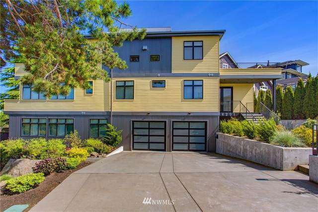 4201 SW Donald Street, Seattle, WA 98116 (#1653620) :: NextHome South Sound