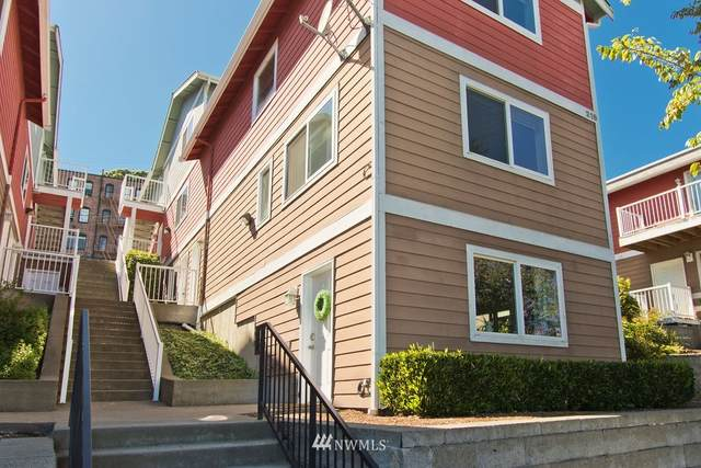 218 Broadway #8, Tacoma, WA 98402 (#1653742) :: Ben Kinney Real Estate Team