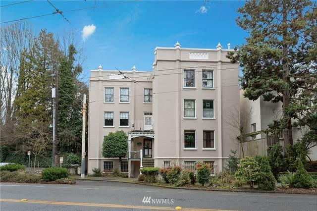 1508 10th Avenue E #204, Seattle, WA 98102 (#1653802) :: Ben Kinney Real Estate Team