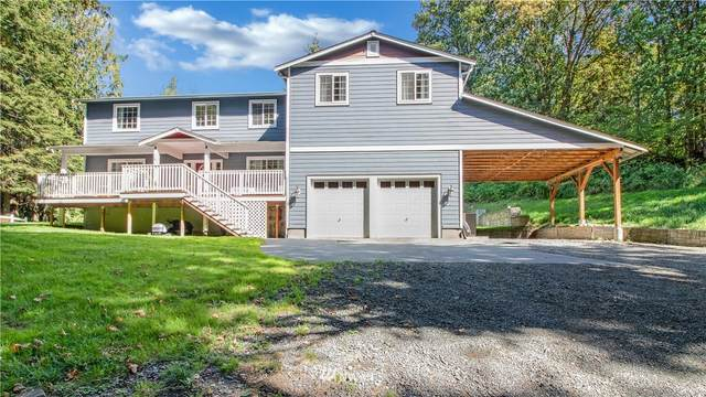 16704 Sargent Road SW, Rochester, WA 98579 (#1654005) :: Pacific Partners @ Greene Realty