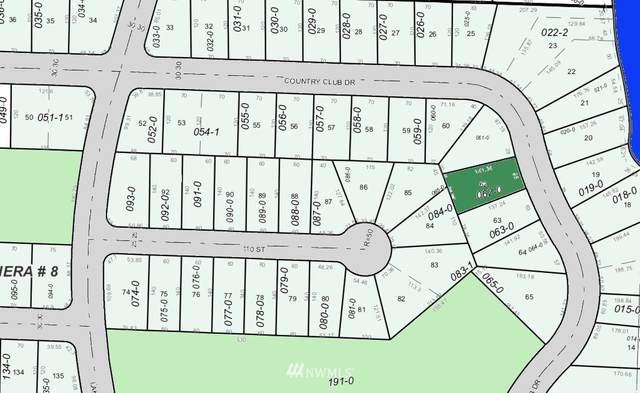 10916 Country Club Drive, Anderson Island, WA 98303 (#1654049) :: McAuley Homes