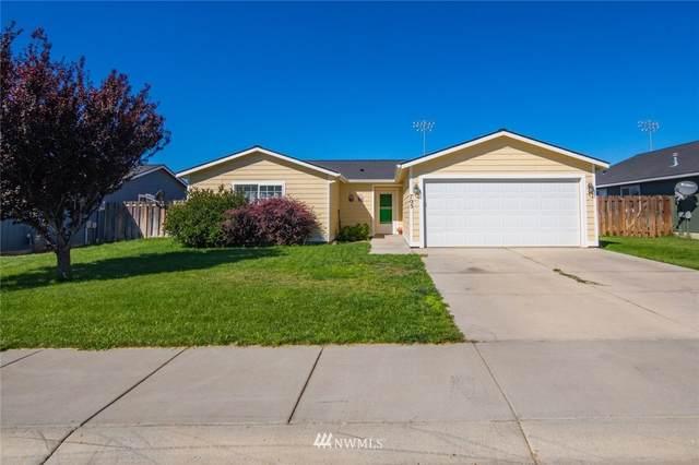 705 N Spokane Street, Kittitas, WA 98934 (MLS #1654186) :: Nick McLean Real Estate Group