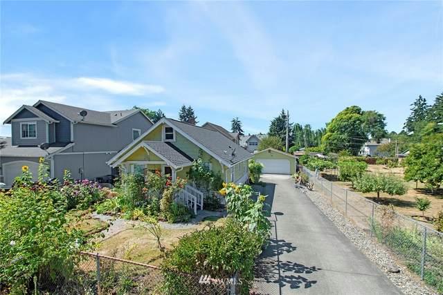 8644 S Thompson Avenue, Tacoma, WA 98444 (#1654249) :: Pacific Partners @ Greene Realty