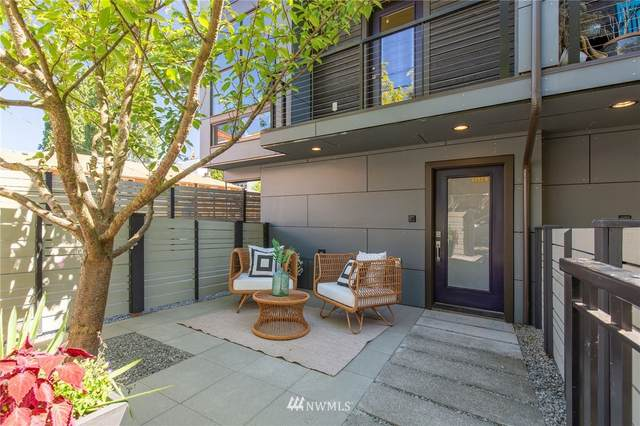 6712 Mary Avenue NW B, Seattle, WA 98117 (#1654406) :: Hauer Home Team