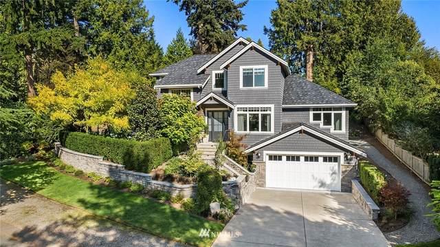 3112 Hunts Point Circle, Hunts Point, WA 98004 (#1654449) :: Ben Kinney Real Estate Team