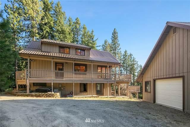 120 Deer Point Lane, Ronald, WA 98940 (#1654550) :: Becky Barrick & Associates, Keller Williams Realty