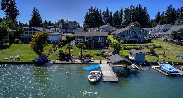 4918 N Island Drive E, Bonney Lake, WA 98391 (#1654671) :: Ben Kinney Real Estate Team