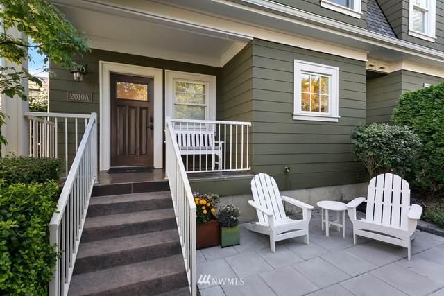 2010 California Avenue SW A, Seattle, WA 98116 (#1654743) :: Ben Kinney Real Estate Team