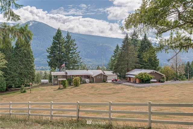 321 Davis Creek Road, Randle, WA 98377 (#1654887) :: Ben Kinney Real Estate Team
