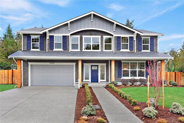 2818 SE 16th (Lot 15) Street, North Bend, WA 98045 (#1654910) :: NW Home Experts
