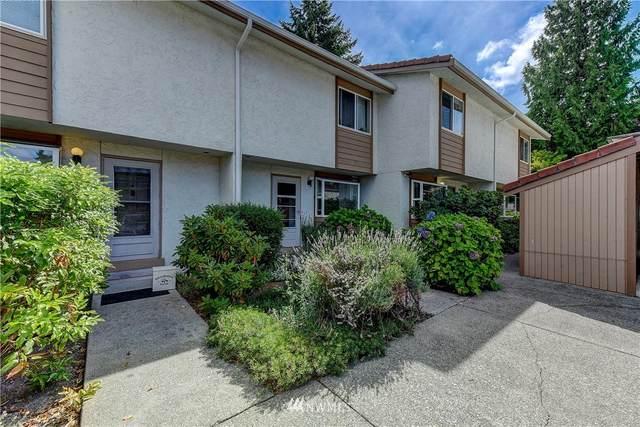 12828 SE 41 Lane C105, Bellevue, WA 98006 (#1654983) :: Ben Kinney Real Estate Team