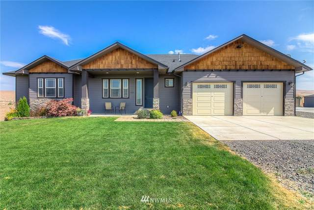 321 Falcon Ridge Road, Zillah, WA 98953 (#1655004) :: Hauer Home Team