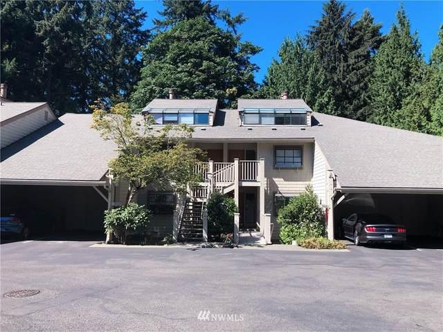 3927 108TH Avenue NE A102, Bellevue, WA 98004 (#1655035) :: McAuley Homes