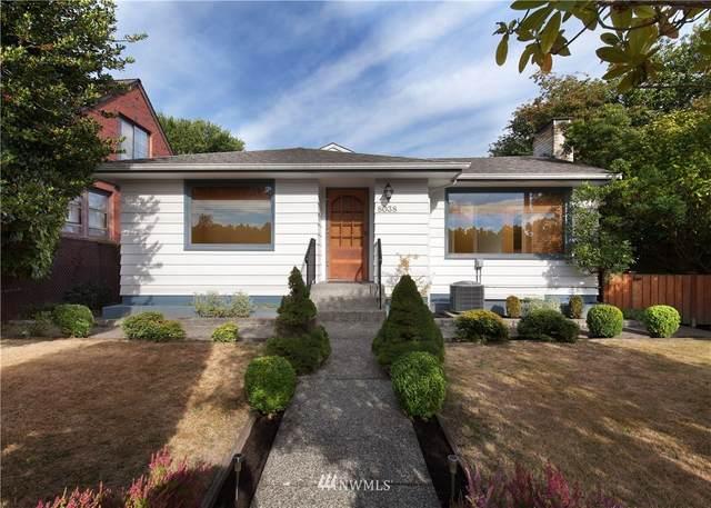 8038 28th Avenue NW, Seattle, WA 98117 (#1655142) :: Ben Kinney Real Estate Team