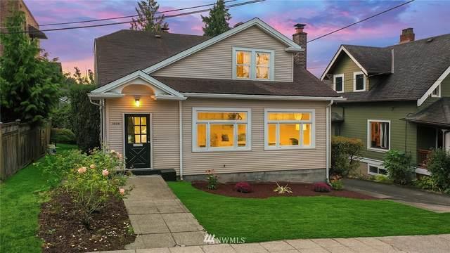 1009 W Blaine Street, Seattle, WA 98119 (#1655185) :: Engel & Völkers Federal Way