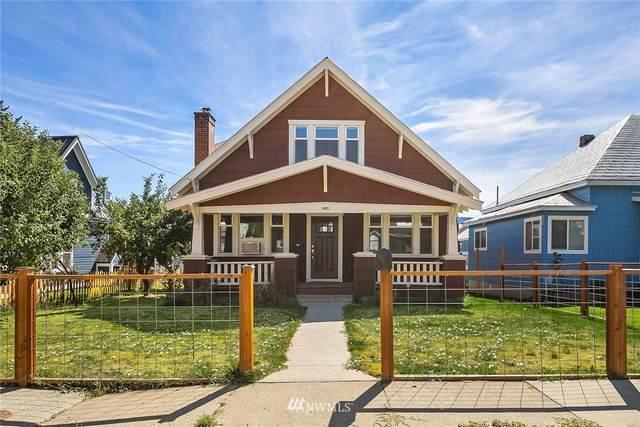 305 W Third Street, Cle Elum, WA 98922 (#1655471) :: McAuley Homes