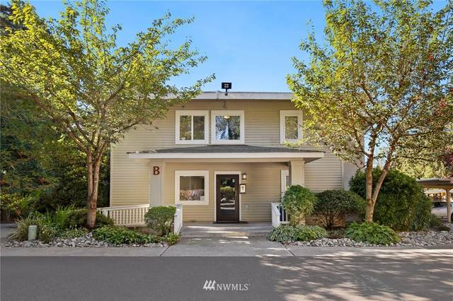 831 126th Place NE B103, Bellevue, WA 98005 (#1655553) :: Pacific Partners @ Greene Realty
