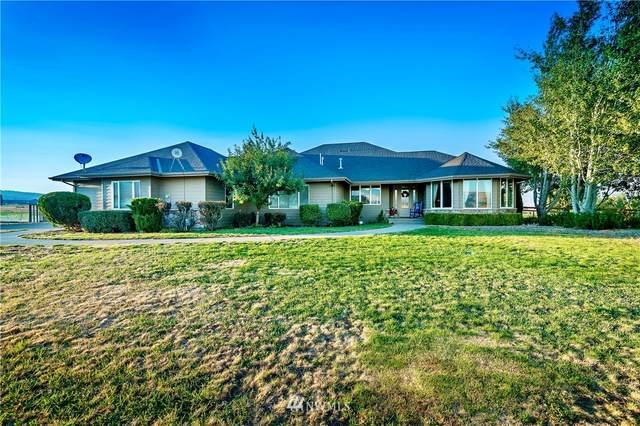 91 Galaxy Drive, Ellensburg, WA 98926 (MLS #1655568) :: Nick McLean Real Estate Group