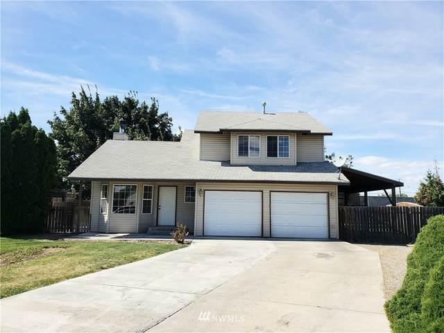 1330 E Yost Circle, Moses Lake, WA 98837 (#1655587) :: McAuley Homes