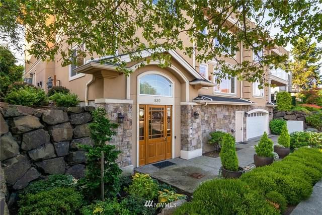 530 Dayton Street #202, Edmonds, WA 98020 (#1655713) :: Ben Kinney Real Estate Team