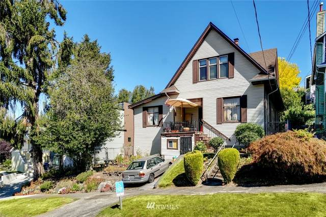 1620 32nd Avenue, Seattle, WA 98122 (#1655747) :: Pacific Partners @ Greene Realty