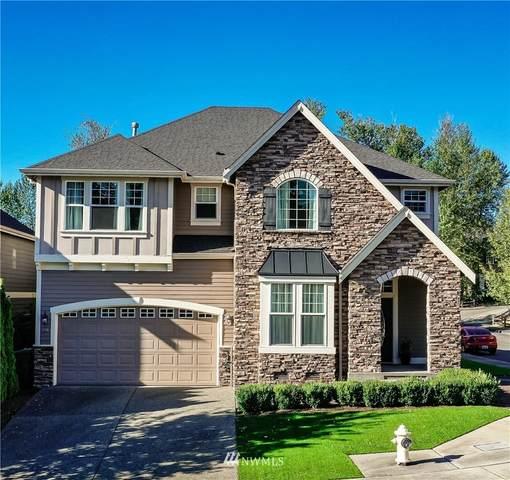 816 S 38th Court, Renton, WA 98055 (#1655771) :: Ben Kinney Real Estate Team