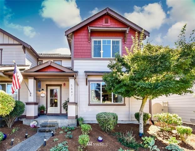 5847 Pennsylvania Street SE, Lacey, WA 98513 (#1655776) :: Ben Kinney Real Estate Team