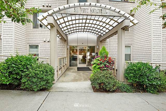 511 W Mercer Place #104, Seattle, WA 98119 (#1655820) :: McAuley Homes