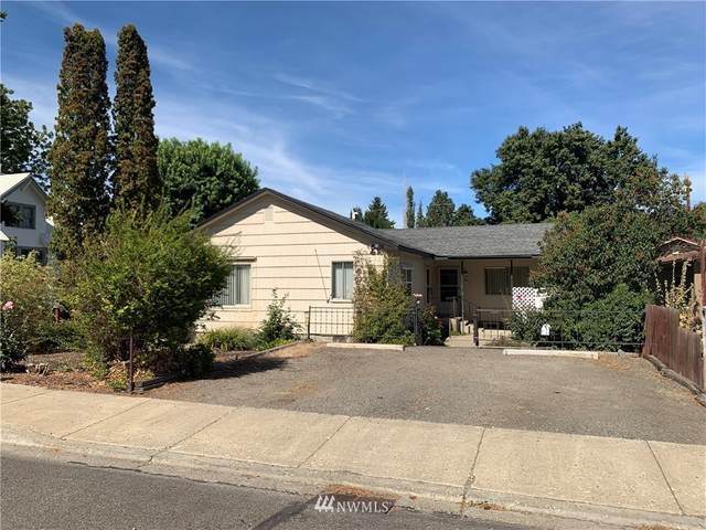 911 W 5th Avenue, Ellensburg, WA 98926 (MLS #1655925) :: Nick McLean Real Estate Group
