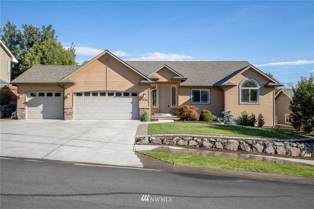 1946 Castlerock Avenue, Wenatchee, WA 98801 (#1655940) :: Ben Kinney Real Estate Team