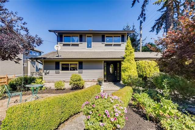5758 S Ryan Street, Seattle, WA 98178 (#1656113) :: The Robinett Group