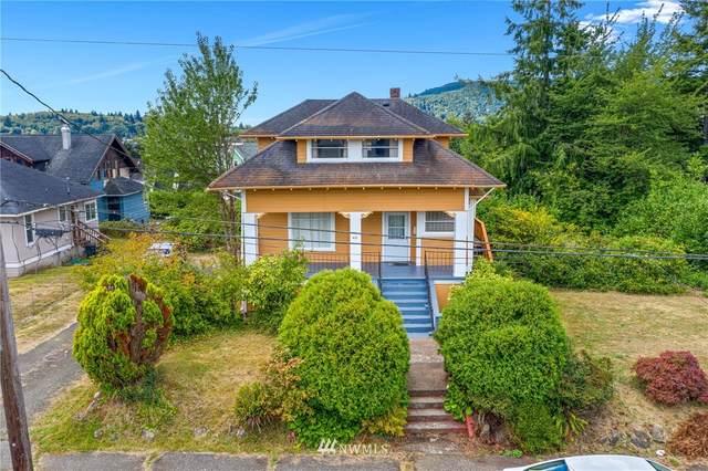 418 Eleventh St, Raymond, WA 98577 (#1656217) :: Ben Kinney Real Estate Team