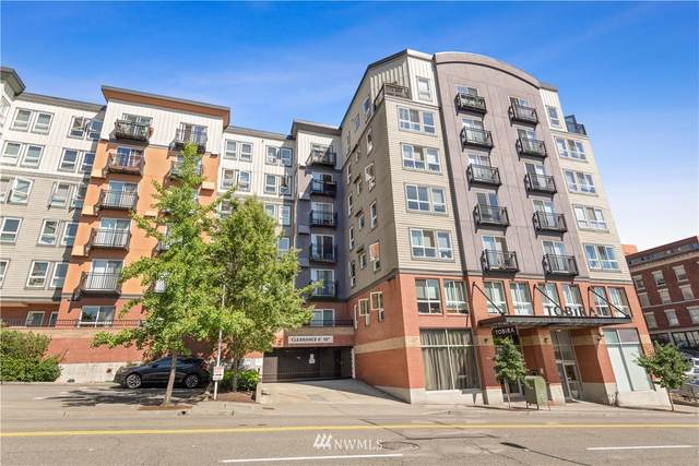 108 5 Avenue S #506, Seattle, WA 98104 (MLS #1656238) :: Community Real Estate Group