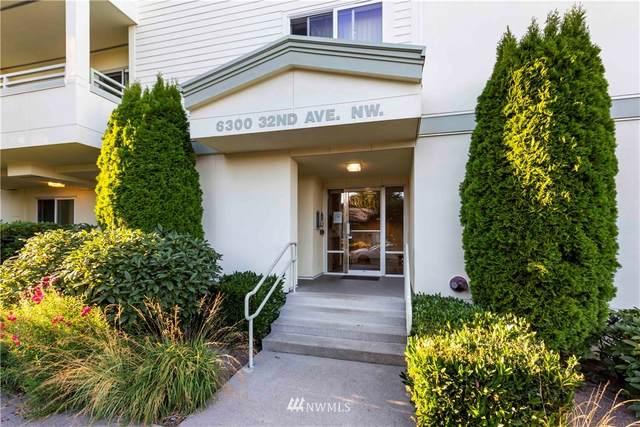 6300 32nd Avenue NW #301, Seattle, WA 98107 (#1656243) :: Becky Barrick & Associates, Keller Williams Realty