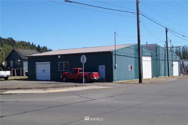 112 N E Street, Aberdeen, WA 98520 (#1656493) :: Pacific Partners @ Greene Realty