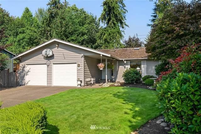 16128 NE 103rd Street, Redmond, WA 98052 (#1656541) :: Better Homes and Gardens Real Estate McKenzie Group