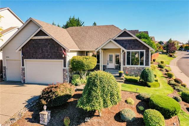 21604 Quiet Water Loop, Lake Tapps, WA 98391 (#1656682) :: Pacific Partners @ Greene Realty