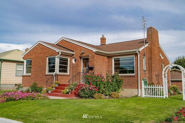 209 W 7th Avenue, Ritzville, WA 99169 (#1656686) :: Better Homes and Gardens Real Estate McKenzie Group