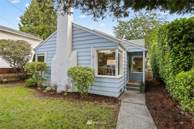 707 N 72nd Street, Seattle, WA 98103 (#1656705) :: Better Homes and Gardens Real Estate McKenzie Group
