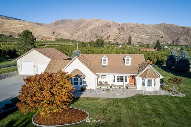 5235 Majeska Lane, Cashmere, WA 98815 (#1656760) :: Better Homes and Gardens Real Estate McKenzie Group