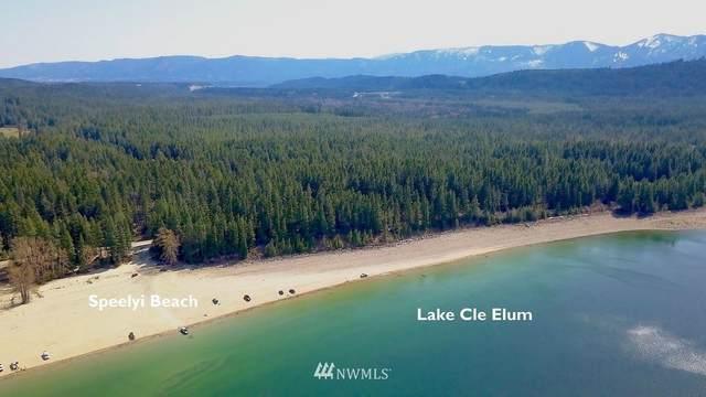 920 S Lake Cabins Road, Ronald, WA 98940 (#1656933) :: Pacific Partners @ Greene Realty