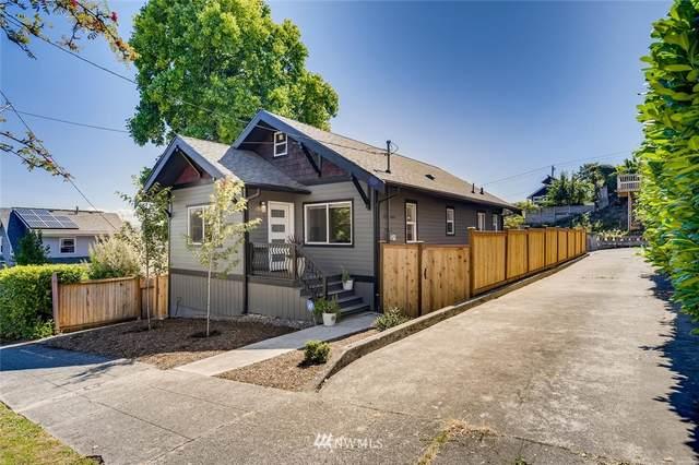 1911 S Forest Street, Seattle, WA 98144 (#1656986) :: McAuley Homes