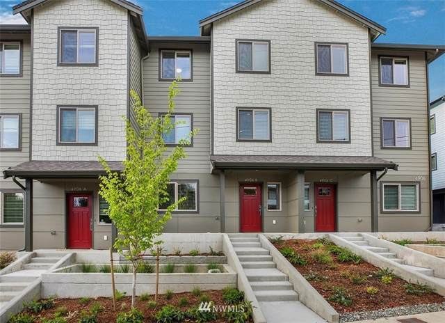 4906 S Willow Street, Seattle, WA 98118 (#1657022) :: Better Properties Lacey