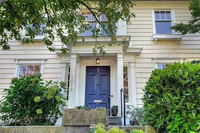 1015 E Newton Street, Seattle, WA 98102 (#1657115) :: Ben Kinney Real Estate Team