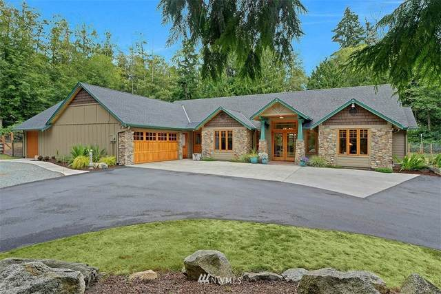2875 S East Camano Drive, Camano Island, WA 98282 (#1657119) :: Ben Kinney Real Estate Team
