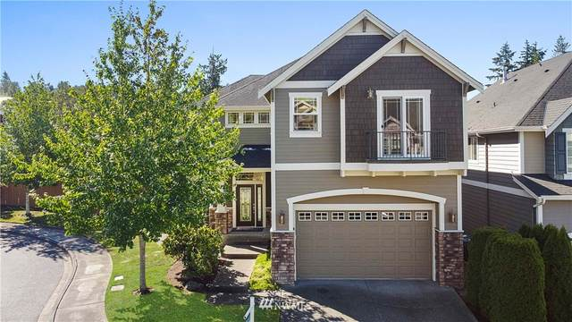 917 S 38th Court, Renton, WA 98055 (#1657226) :: Ben Kinney Real Estate Team