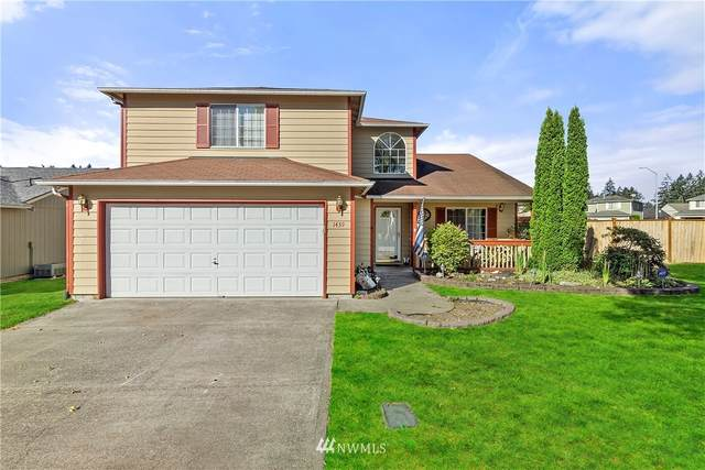1439 Chatham Drive SE, Olympia, WA 98513 (#1657230) :: Ben Kinney Real Estate Team